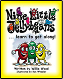Nine Little Jellybeans Storybook
